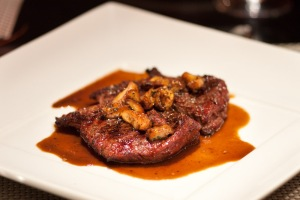 The rib-eye at Circa 59, the Riviera Resort and Spa. Lana Maytak photo